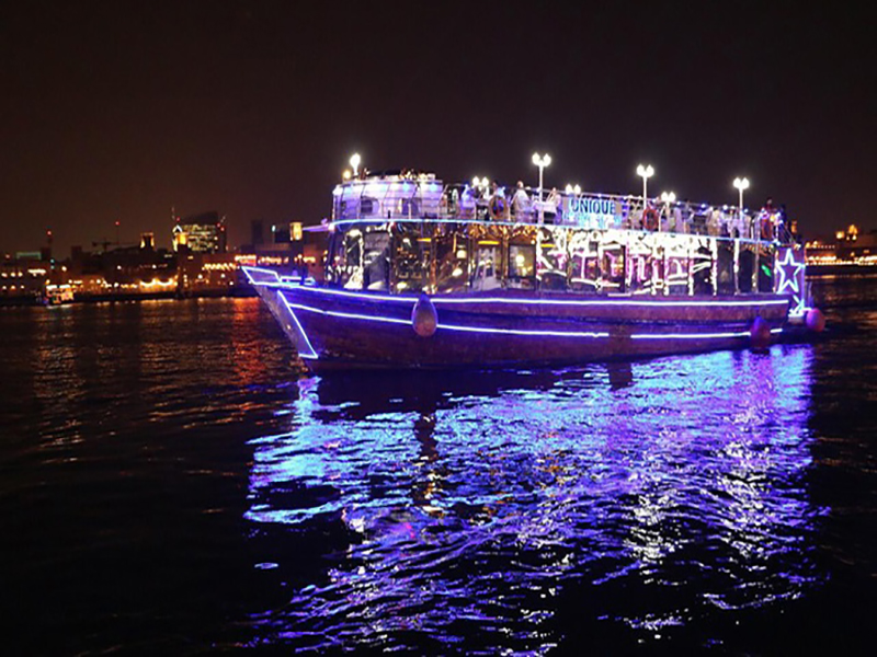Dhow Cruise Dinner (Creek)